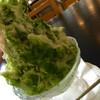 文化の森ファミリーダイニングTANTO - 料理写真:宇治ミルク   600円