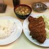 とんかつ大和 - 料理写真:カツライス おわん(とん汁)付きで 850円