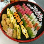 おつな寿司 - >゜)))彡〰 シ~ス~♥♥