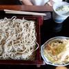 慈久庵 - 料理写真:せいろそば¥1100