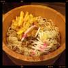 嵯峨谷 - 料理写真:天ぷら冷麦 380円