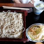 Jikyuan - 料理写真:せいろそば¥1100