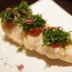 かしわや 闘鶏 - 料理写真:笹身