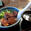 桃林 - 料理写真:牛バラご飯\750円
