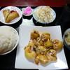 美香居 - 料理写真:エビマヨ定食