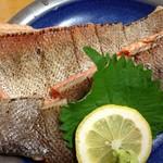 おはよう堂 - 2013年8月 炙り鮭定食