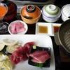不老ふ死温泉 本館お食事処 - 料理写真:マグロステーキ丼