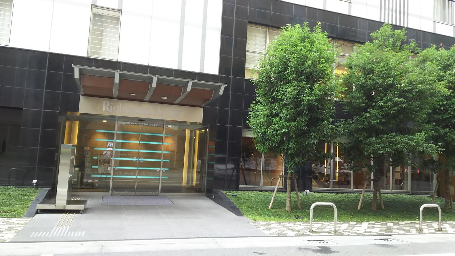 リッチモンドホテル 宇都宮駅前アネックス