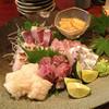 Haku - 料理写真:刺身盛り合わせ