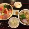 小丸新茶屋 - 料理写真:スペシャル海鮮丼セット