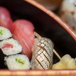 都寿司 - 小鰭(こはだ)