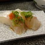 双葉寿司 - 鯛ちり