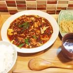 53287928 - 麻婆豆腐ランチ