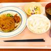 合同庁舎レストラン - 料理写真:2016 豆腐野菜ハンバーグ定食