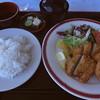 アンビックス函館倶楽部 - 料理写真:ヒレカツ定食