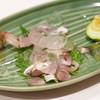 鮎一 - 料理写真:鮎のお造り