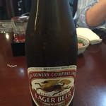 弥太郎 - はじめは定番の瓶ビール