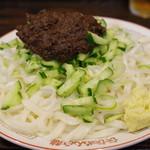 白龍 - 料理写真:じゃじゃ麺(中盛)