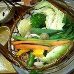 さざん - 温野菜