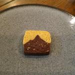 徳澤園 - 槍ヶ岳クッキー
