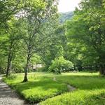 徳澤園 - 徳沢園