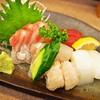 井津長 - 料理写真:お造り盛り合わせ