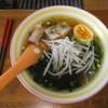 羽生パーキングエリア(上り) はにゅうの里 - 料理写真:佐野ラーメン万里