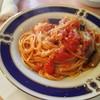 レストランひまわり - 料理写真:ナスとトマトソース  ランチセット 1.080円♪