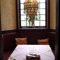 カレー&バイキング アンナプルナ - 個室風の部屋は少人数パーティに最適
