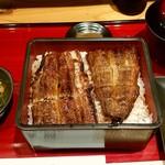 美味鰻彩 うな次郎 - 料理写真:うな重(上)3456円