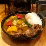 野菜を食べるカレー camp - 一日分の野菜カレー 完全食セット
