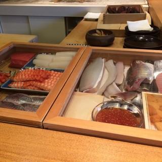 鮓や 大東 - 料理写真: