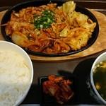 韓国料理 ミス コリア -