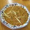 ハムザレストラン - 料理写真:キーマカレー
