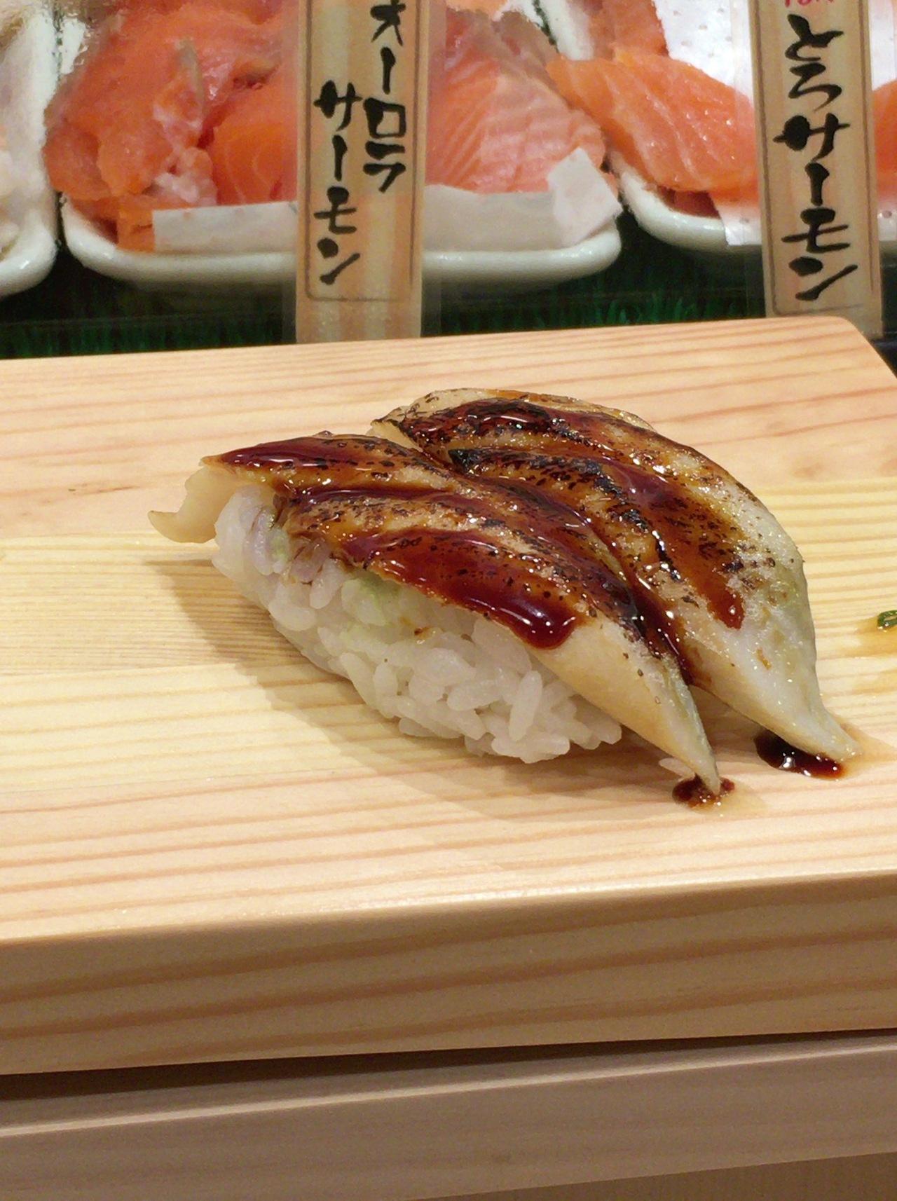 立喰い寿司 魚がし日本一 西日暮里店