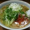 麺や田中 - 料理写真:塩とまと麺