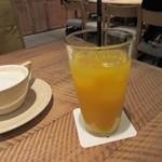 ザ・フレンチトーストファクトリー - マンゴーにマンゴージュース