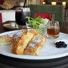 マーニャマーニャ - 料理写真:モーニングのフレンチトーストset