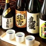 和食ダイニング 蔵 - ドリンク写真:酒どころ新潟の美酒が揃う