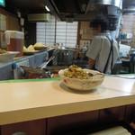 とりかつ チキン - 和風な店内