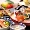 割烹 萬代 - 料理写真:旬の味わいをふんだんに詰め込んだ会席料理