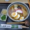 味和亭米田 - 料理写真:かやくうどん