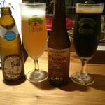 フィッシュマンズ マルヤマ - ドリンク写真:ビール自体に罪は無い