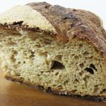 ブーランジェリー ドリアン - パンは本当に味わい深いです。『熟成肉』ならぬ『熟成パン』のイメージです。
