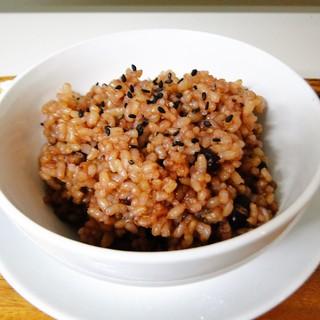 もちもちでやわらかい!醗酵発芽玄米