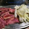 香陽 - 料理写真:ハラミランチ800円