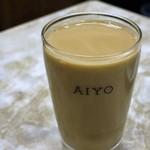 愛養 - ドリンク写真:お奨め!ホットミルクコーヒー 450円