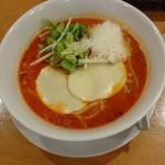 53363107 - トマトスープ麺