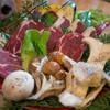 仙人小屋 - 料理写真:熊 鹿 焼肉定食