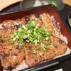 炭豚亭 - 料理写真:味噌豚重